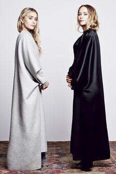 Mary Kate & Ashley Olsen for Harper's Bazaar UK