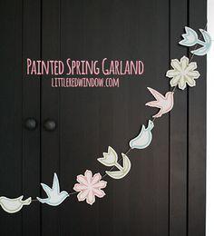 Painted Spring Garla
