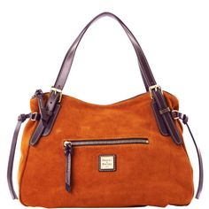 Dooney & Bourke: Suede Large Nina.  I really think I need this!