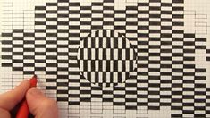 Move your head or device from side to side to see this illusion, learn to draw this visual illusion step by step on YouTube: Click Here Now: https://youtu.be/4v8605UpmbI?list=PLnifj-hFGWC8akbt7gn-vIc3E4Vuw213A