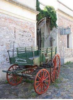 UNESCO World Heritage Site ~ Historic Center, Colonia del Sacramento, Uruguay