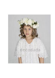biała sukienka dla dziewczynki Girls Dresses, Flower Girl Dresses, Kids And Parenting, Wedding Dresses, Store, Grey, Design, Black, Fashion