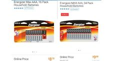 Awesome Deal On Energizer Batteries At Walmart!