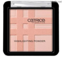 Fall 2014: Catrice Check & Tweet Collection - Highlighting Powder