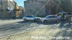 #Segovia #foto accidente de La Granja.