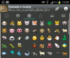 emoticonos whatsapp - Buscar con Google