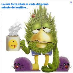 Il Buongiorno si vede dal mattino... Il mio è perfetto!!! :P