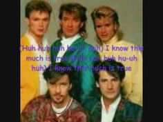 Spandau ballet - True lyrics (+playlist)