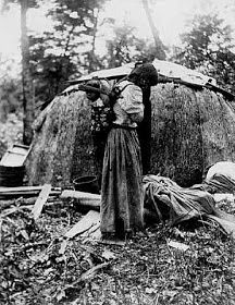 American Indian's History: Chippewa Indian Death and Mourning Ritual
