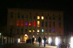 berghain, berlin - at night