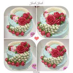 มาลัยเค้ก FB/Flower Cake by Jeeb Nakhonsawan Thailand