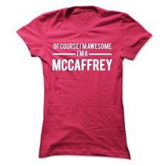 Team McCaffrey - Limited Edition - #golf tee #hoodie womens. WANT => https://www.sunfrog.com/Names/Team-McCaffrey--Limited-Edition-cjnhq-Ladies.html?68278