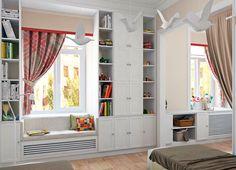 Декор, Детская, Мебель и предметы интерьера, Декор, скандинавский стиль, Серый, Белый, Коричневый, Бежевый,