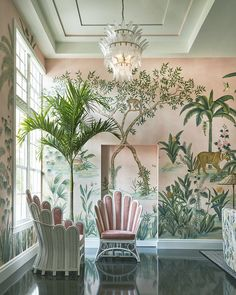 Kemble Interiors Reveals Whimsical New Spaces for Colony Hotel in Palm Beach - Galerie