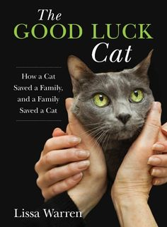 """The good luck cat of the title of this lovely and heartfelt memoir is Ting-Pei, a Korat, which in Thai means ""good luck."" Ting could do no wrong, even when she did."""