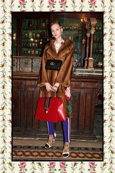 Défilé Gucci Pré-collections automne-hiver 2017-2018 64