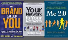 5 Career Books to Help Reinvent Your Personal Brand -