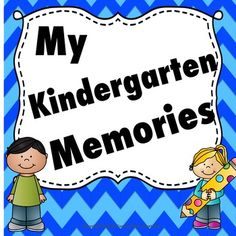 My Kindergarten Memory Book. This memory book is a great product to help your students remember their fantastic Kindergarten grade year that they had with you! This product has many different backgrounds and pages that will give your students a variety of ways to document their year.Includes Pages*Photo page for student *Photo page for class*Photo page for my family*Photo page for best friend*Photo page for teacher*Photo page for student last day *I love my teacher*I love my best friend*I…