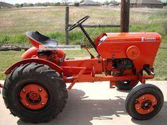 1976 Power King Tractor 14hp Kohler Engine