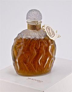 207: 1937 Lalique - Molinard Calendal Perfume Bottle : Lot 207