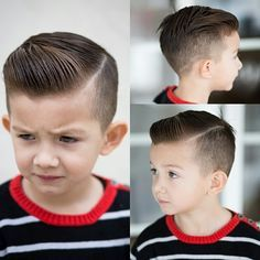 Although it is least expected of them, boys are the most likely to love making a fashion statement of their own. And what could be better than experimenting with their hairstyles to show off just about that? With plenty of hairstylists making a whole lot of experiments with cute boys' hairstyles.