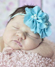My Sunshine Shoppe Turquoise Brooklyn Headband Baby Girl Headbands, Brooklyn, Cool Style, Turquoise, Sunshine, Infant, Awesome, Style Fashion, Baby