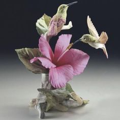 I love Hummingbirds, and this is beautiful!
