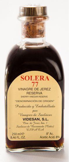 Solera Sherry Spain Spanish Wine, Wines, Vinegar