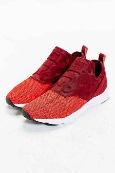 Reebok Furylite Knit Slip-On Sneaker