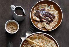 Crêpes viennoisesVoir la recette des crêpes viennoises