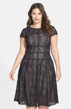 :: Modern lace dress for under $100! ::