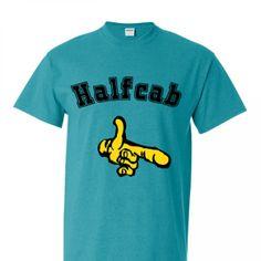 #Halfcab Camiseta New Model www.halfcab.com.br