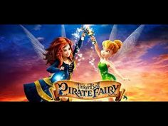 The.Pirate.Fairy.2014 Full Film HD ♥ Tinker Bell, Silvermist, Peggy Holmes - YouTube