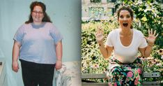 She tried every diet and exercise program, but everything changed when she broke up with sugar.
