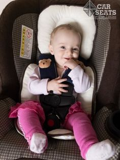 Beware of car seat additions. NO AFTERMARKET PRODUCTS #CarSeatSafety
