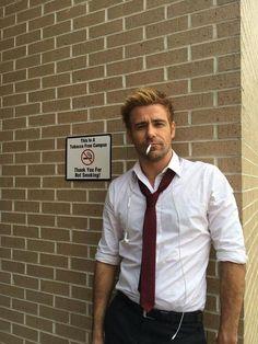 constantine nbc | Constantine (NBC) Matt Ryan