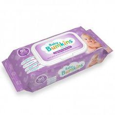 Lightly Fragranced Premium Baby Wipes