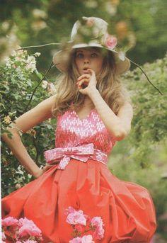 Maryna Linchuk | Miss Dior Cherie