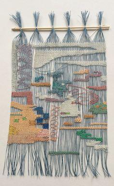 Fiber Art–Home–Fiber Art–Fiber Art–Fiber Art–Collaborations–Fiber Art–About–Fiber Art–Contact – textile Weaving Textiles, Weaving Art, Tapestry Weaving, Weaving Wall Hanging, Hanging Wall Art, Textile Manipulation, Diy Couture, Weaving Techniques, Art Techniques