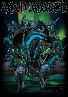 Amon Amarth artwork