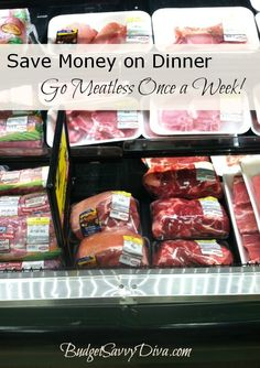 Shopping Tip: Save Money on your Dinner Budget