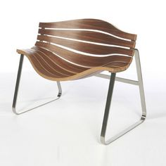 Jarrod Lim's Streamline Chair was first shown at the Milan 2012 Furniture Fair.