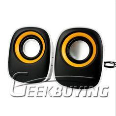 Pair of Mini Sound Box Digital Speaker $13.29