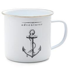 Vintage Mug Anchor