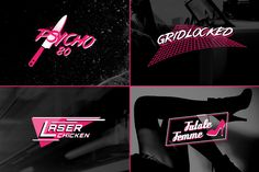 Check out The 80's Action Badges by Tugcu Design Co. on Creative Market