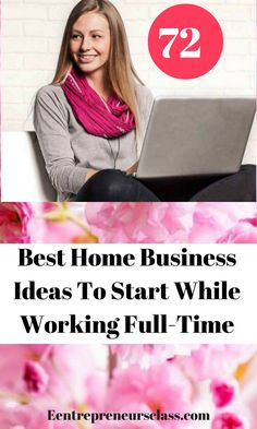 Need best home business Ideas? - Here are my picks for the best business ideas you can start right now, while you're still working full-time.