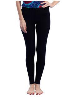 Women's+Sporty+Legging+Yoga+Pants+Ultimate+Tight+Modal+Black+-+US$41.40
