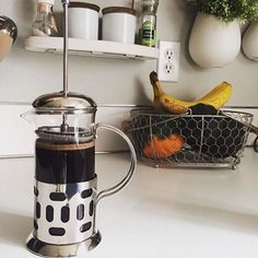 Teeccino tastes perfect from a plunger! #frenchpress #teeccino #NoCaf