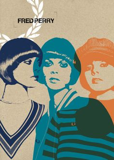 Image detail for -Fred Perry Womens AD | Flickr - Photo Sharing!
