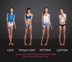 Gilly Hicks Bras | #GillyHicksGirl | GillyHicks.com Gilly Hicks, Pretty Lingerie, Spring Looks, Mix Match, Hollister, Bikinis, Swimwear, Addiction, Names